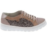 Chaussures Jana Sneakers 23611 Beige Rosé