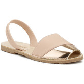 Sandales Solillas Womens Pink / Rose Gold Luella Sandals