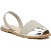 Sandales Solillas Womens Cream / Gold Aina Sandals
