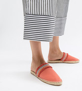 London Rebel - Espadrilles - Orange