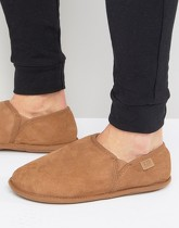 Just Sheepskin - Hoxton - Chaussons - Fauve