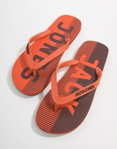 Jack & Jones - Tongs - Orange