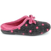 Chaussons Fargeot Ebli Gris Rose