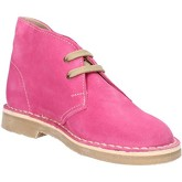Boots Ktl By Coraf KTL bottines rose fucsia daim AG755