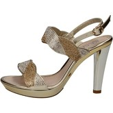 Sandales Phil Gatier By Repo sandales platino strass cuir AC782