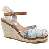 Espadrilles Refresh 63571 Mujer Gris