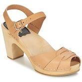 Sandales Swedish hasbeens PEEP TOE SUPER HIGH