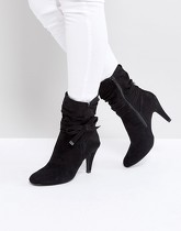 Head Over Heels - Rayna - Bottines à talon - Noir - Noir