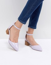 ASOS - TAIYA - Chaussures pointues à talons - Violet