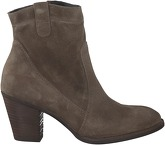 Taupe Paul Green Ankle boots 8002