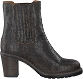Brown Shabbies Mid-calf boots 250214