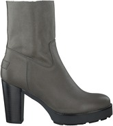 Grey Shabbies Mid-calf boots 228131