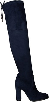 Blue Evaluna Knee high boots 9210
