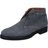 Boots Alexander bottines gris daim BY453
