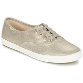Chaussures Keds CHAMPION METALLIC CANVAS