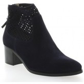 Boots Giancarlo Boots cuir velours