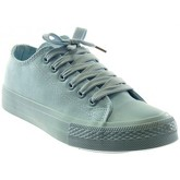 Chaussures Wiledy Angkorly - Baskets Tennis - Pastel