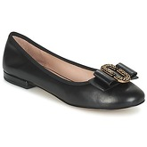 Ballerines Marc Jacobs INTERLOCK ROUND TOE