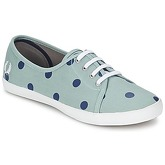 Chaussures Fred Perry BELL OVERSIZED POLKA DOT
