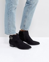 Call It Spring - Luscar - Bottines plates - Noir