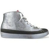 Chaussures Beverly Hills Polo Club POLO sneakers gris daim argent AJ08
