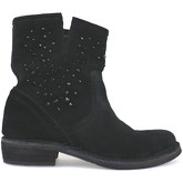 Bottines Cruz bottines noir daim AJ916