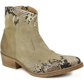Boots Atelier Voisin boots reptile