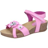Sandales Replay sandales rose fucsia cuir BY79