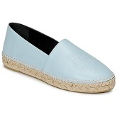 Espadrilles Kenzo TIGER NAPPA LEATHER