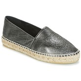 Espadrilles Kenzo TIGER METALIC SYNTHETIC LEATHER