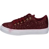 Chaussures Guess sneakers bordeaux glitter BY957