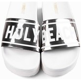Sandales Thewhitebrand High holy beach silver