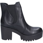 Bottines Made In Italia bottines noir cuir BX761