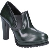 Bottines Olga Rubini bottines vert cuir BX800