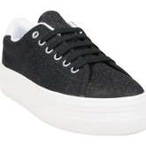 Chaussures No Name Plato Sneaker NoirB Strass