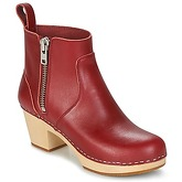 Bottines Swedish hasbeens ZIP IT EMY