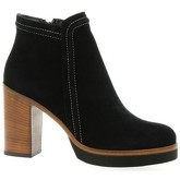 Bottes Giancarlo Boots cuir velours