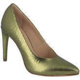 Chaussures escarpins Now Escarpins relief serpent Vert