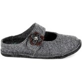 Chaussons Fargeot Macao Gris