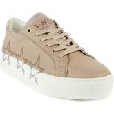 Chaussures Pantofola d'Oro sneakers nude étoiles