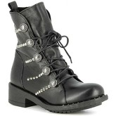 Boots Metisse Boots Army en cuir
