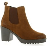 Bottines We Do Boots cuir velours