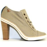 Bottines Diesel Basket Hi-Magnete Ex-Cute - Beige