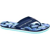 Tongs Tommy Hilfiger Flat Beach Sndal Floral