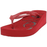 Sandales Calvin Klein Jeans Tongs Tamber Jelly ref_jim43299-rouge
