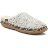 Chaussons Toms Womens Birch Beige Sweater Knit Ivy Slippers