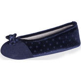 Chaussons Isotoner Chaussons ballerines femme Well plumetis