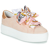 Chaussures Tom Tailor 6996103-WHITE-ROSE