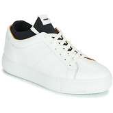 Chaussures Shabbies SHS0174 SNEAKER SMOOTH LEATHER