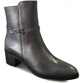 Bottines PintoDiBlu Boots talon Gris